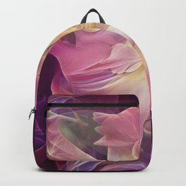 Bearded Daylily Backpack