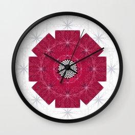 Nexus N°17 Wall Clock