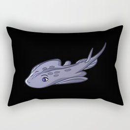 Sea animals stingray gift for children Rectangular Pillow