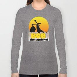 Screaming squirrel Long Sleeve T-shirt