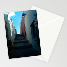 Quiet Oia Stationery Cards