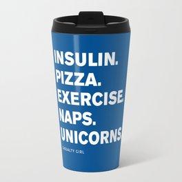 Insulin Pizza Naps (Lapis) Travel Mug