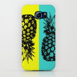 PINEAPPLE collage 4 iPhone Case