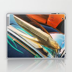 Golden Ornament Laptop & iPad Skin