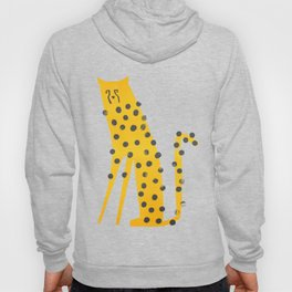 Speedy Cheetah Hoody