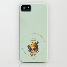 Baby Leo - Baby Zodiac Collection iPhone Case