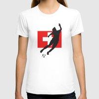 switzerland T-shirts featuring Switzerland - WWC by Alrkeaton