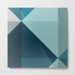 Geometric 1701 Metal Print