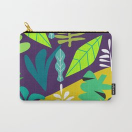 Tropical in two parts Carry-All Pouch