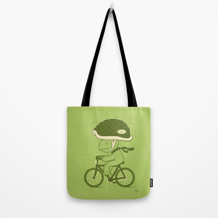 Safety First Tote Bag