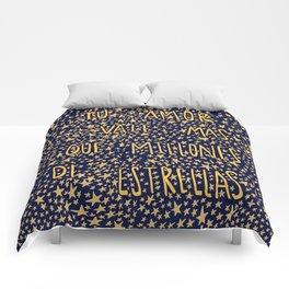 Estrellas Comforters