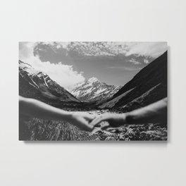 Mt Cook Metal Print