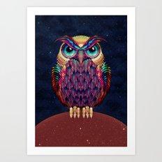 OWL 2 Art Print