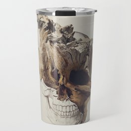 High By The Beach Travel Mug
