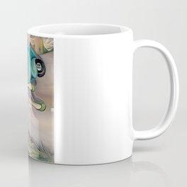 Lost road Coffee Mug