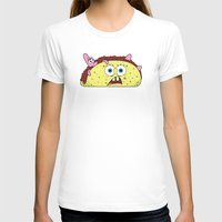 taco T-shirts featuring Taco Bob by Gimmickey Pop