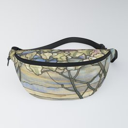 Louis Comfort Tiffany - Decorative stained glass 5. Fanny Pack