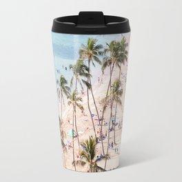 Hanauma Bay Hawaii Travel Mug