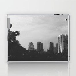 Sao Paulo Black and White Laptop & iPad Skin