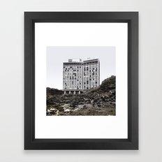Misplaced Series - Standard Hotel Framed Art Print