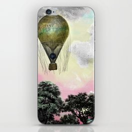 The Géant  iPhone Skin