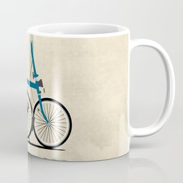 Brompton Bike Coffee Mug