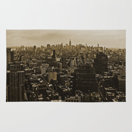 New York Skyline 3 Rug