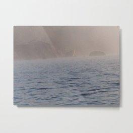 """Adrift.""  Nature Series #1. Metal Print"