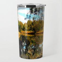 Reflective Light Travel Mug