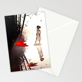 Forest - muse Stationery Cards