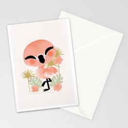 "The ""Animignons"" - the Flamingo Stationery Cards"