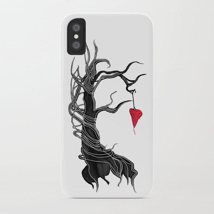 Love, like a tree iPhone Case