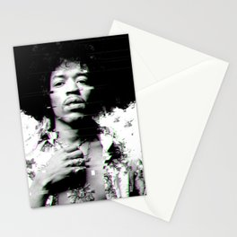 Hendrix, Jimi Stationery Cards