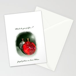LovePotion or ForgetPotion  Stationery Cards