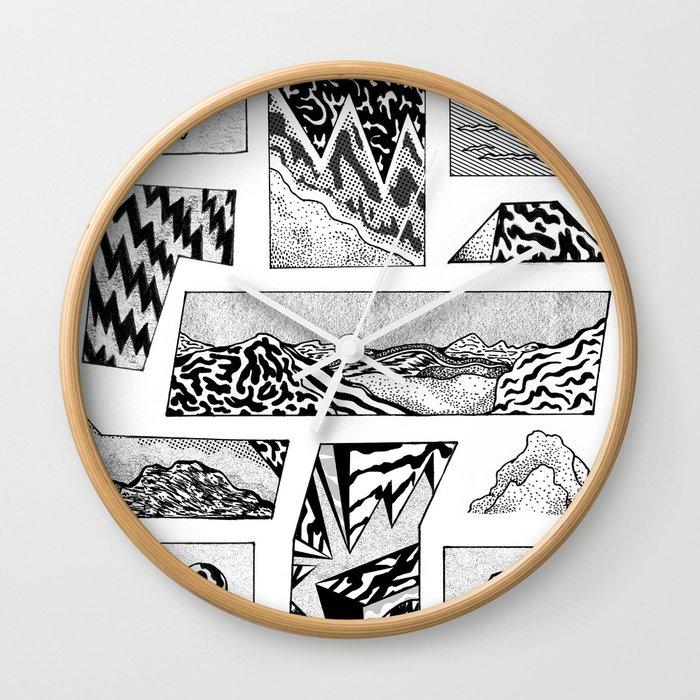 beyond time Wall Clock