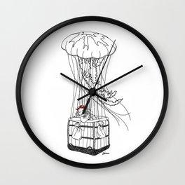 Jelly Balloon Wall Clock