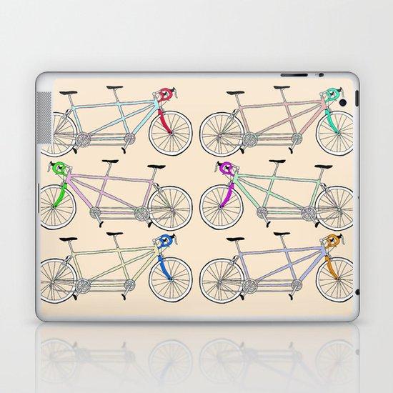 Tandem Tantrum Laptop & iPad Skin