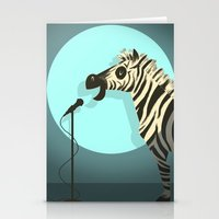 humor Stationery Cards featuring Observational Humor by David Kantrowitz