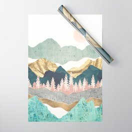 Summer Vista Wrapping Paper