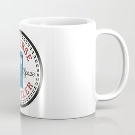 Doctor Who Converse Time Traveller Coffee Mug