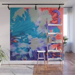 Aster Wall Mural