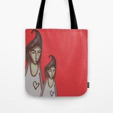 Love, Peace, YEAH! Tote Bag