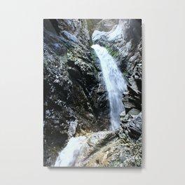 Zapata Falls Metal Print