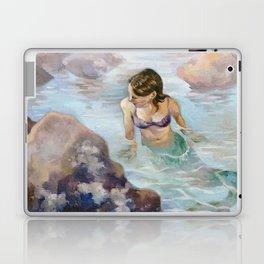 The Lonely Tidal Pool Laptop & iPad Skin