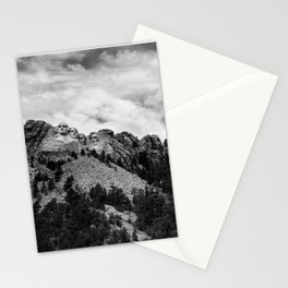 Mount Rushmore National Monument Stationery Cards