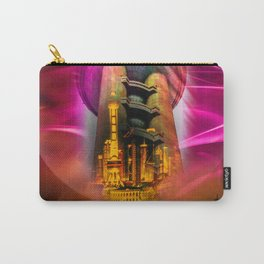 China Art Pearl Tower Carry-All Pouch