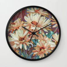 Oh Glorious Summer Wall Clock
