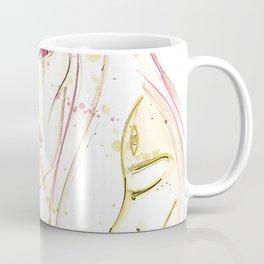 Dreaming Girl Coffee Mug