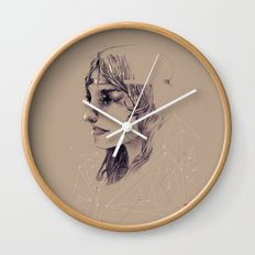 OUT FOR FAME Wall Clock