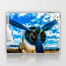 Aviation forever Laptop & iPad Skin
